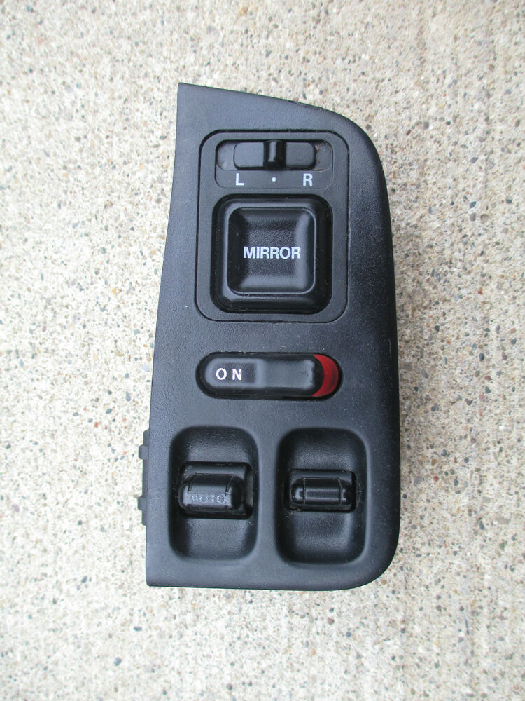 94 97 honda accord ex lx 2 2l 2d coupe master power for 1997 honda crv power window switch