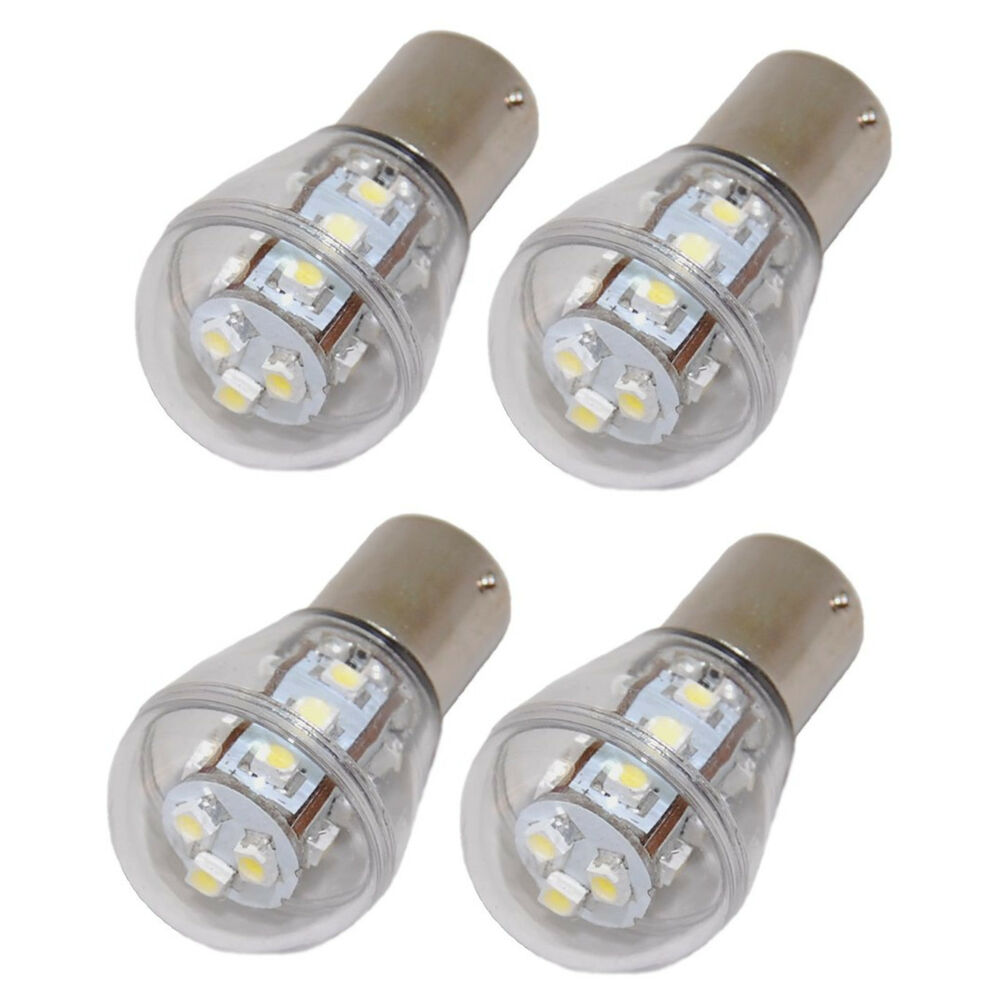 John Deere Light Bulb : Four ba s single contact led bulb replacement for ad r