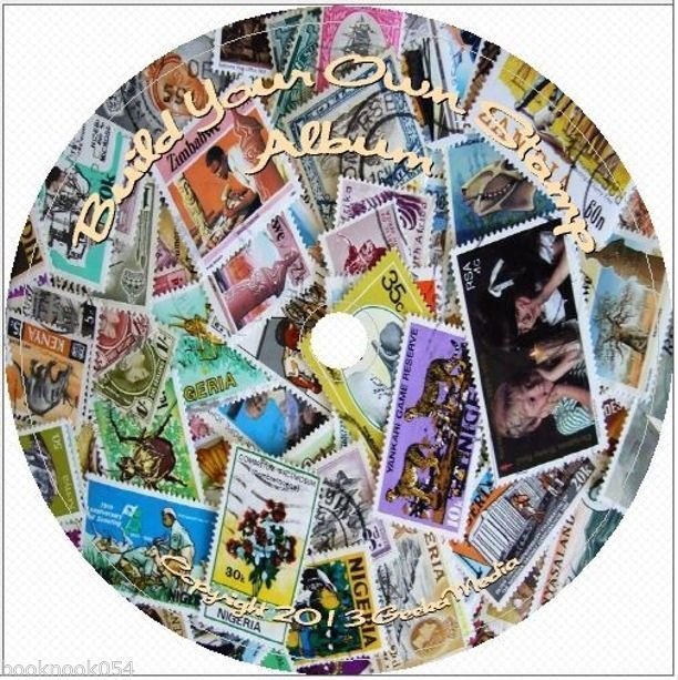 Free Comic Book Day Uk Store Locator: 18000 + Printable Stamp Album Pages 37 Countries On DVD
