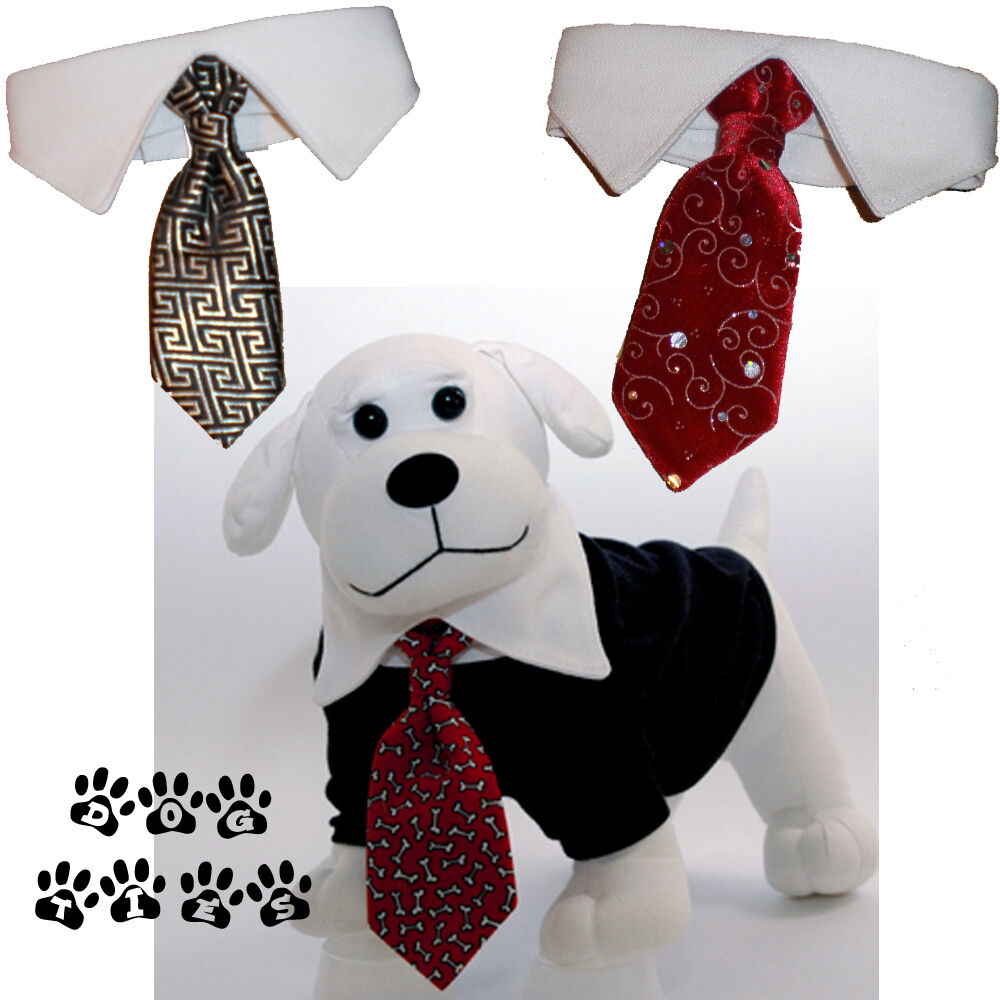 Formal Dog Ties by Road Wagz