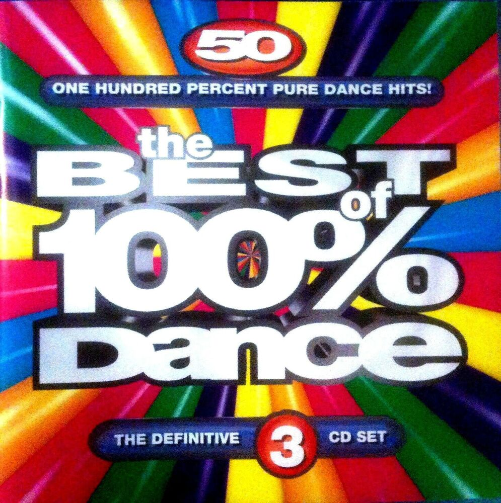 The best of 100 dance 3 x cds 50 unmixed tracks 90s for Best 90s house tracks