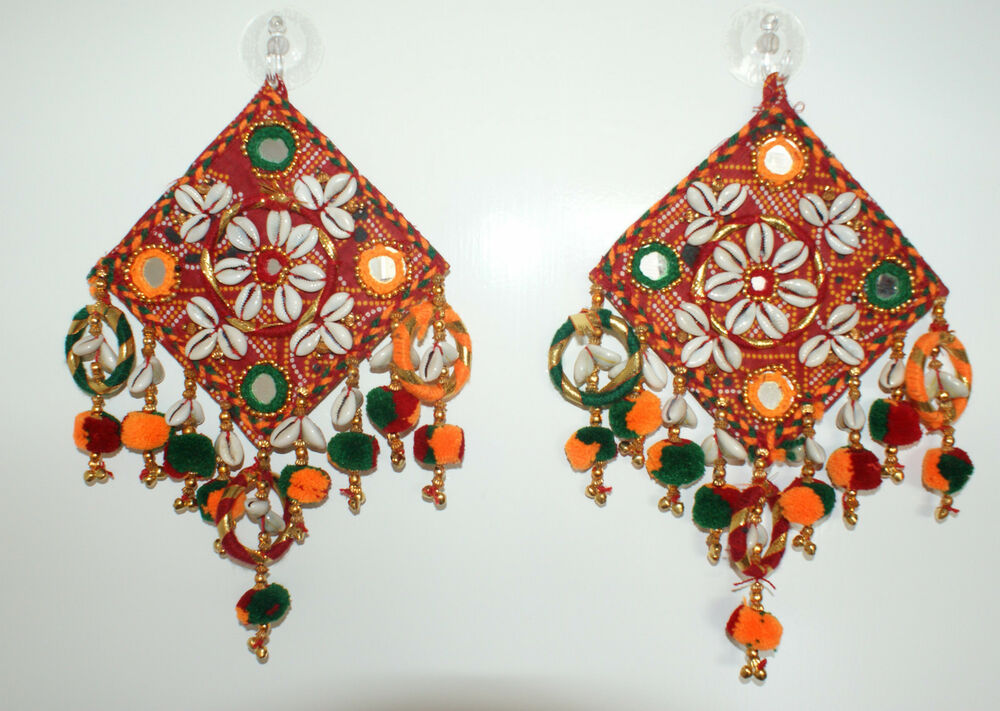 Indian rajasthani handicrafts wall door hanging christmas - Buy christmas decorations online india ...