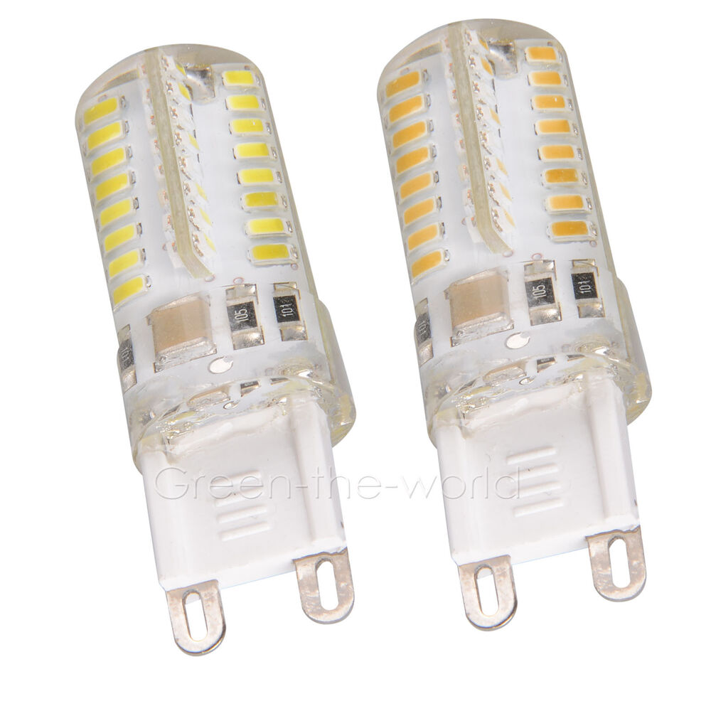 g9 led bulb 5w 64 3014 smd led high brightness 25w 30w 40w halogen replacement ebay. Black Bedroom Furniture Sets. Home Design Ideas