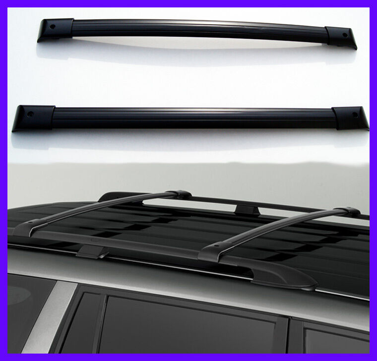 07 12 Acura Mdx Suv Oe Style Roof Rack Cross Bars Set