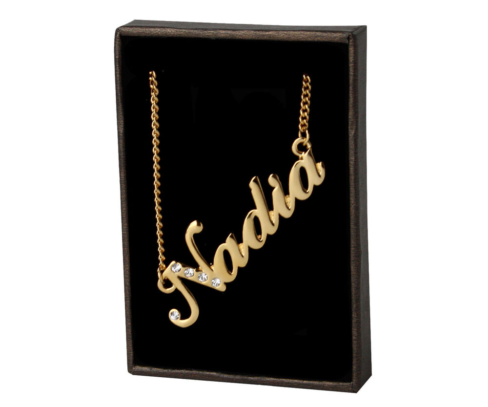N R Name Images Arabic Name Necklace N...