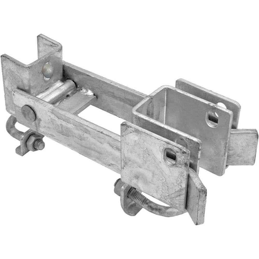 Chain Link Strong Arm Double Gate Latch Gate Hardware