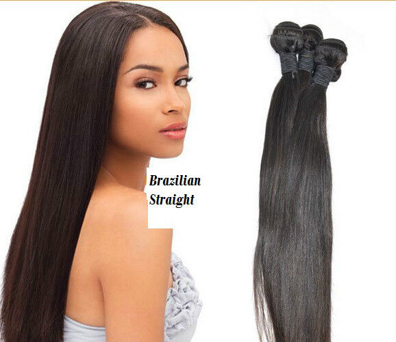 brazilian hair weave styles 100 remy human hair weave extensions 12 2919 | s l1000