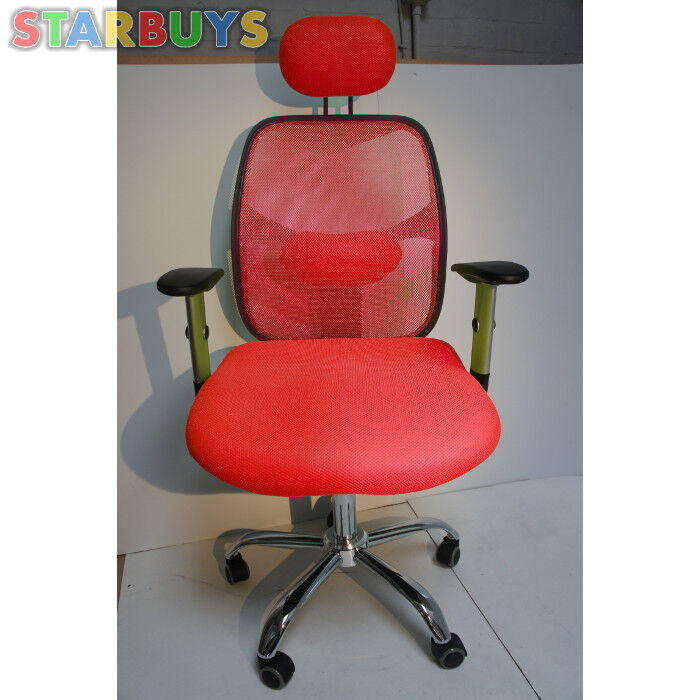 Lightweight Office Computer Chair Mesh Fabric Swivel