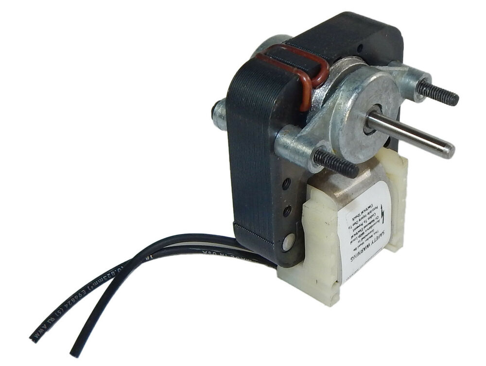 Fasco c frame vent fan motor 47 amps 3000 rpm 115v k130 for A and l motors