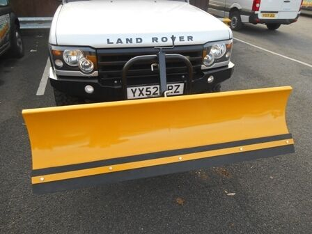 Land Rover Discovery 2 Pre Facelift Model Heavy Duty
