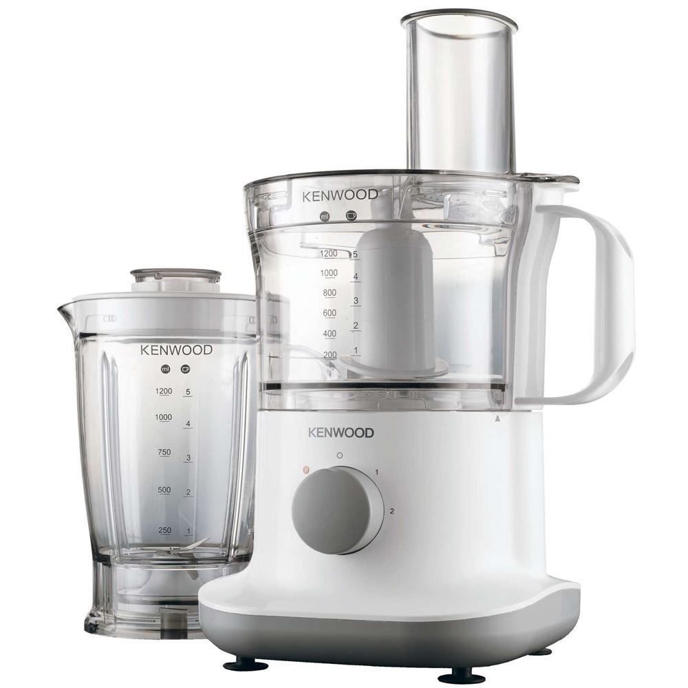kenwood fpp220 white 750w 2 1l multi pro food processor. Black Bedroom Furniture Sets. Home Design Ideas