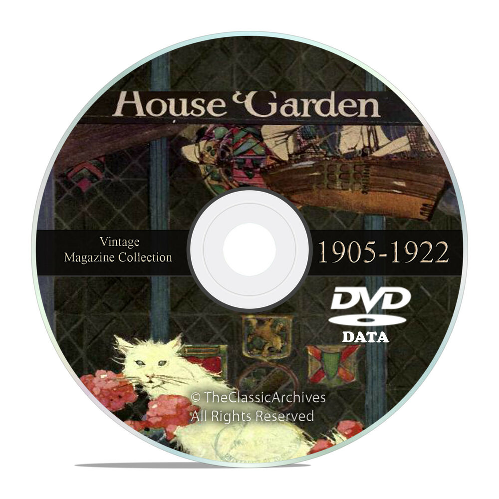 The Victorian Kitchen Garden Dvd Victorian Homes Magazine Ebay