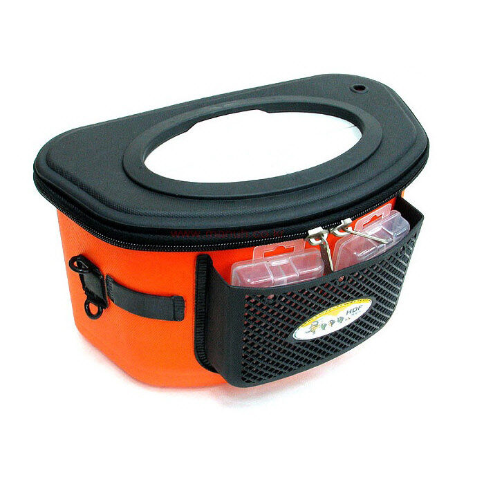 Fishing tackle box live bait cage tackle box for multi for Fishing bait box