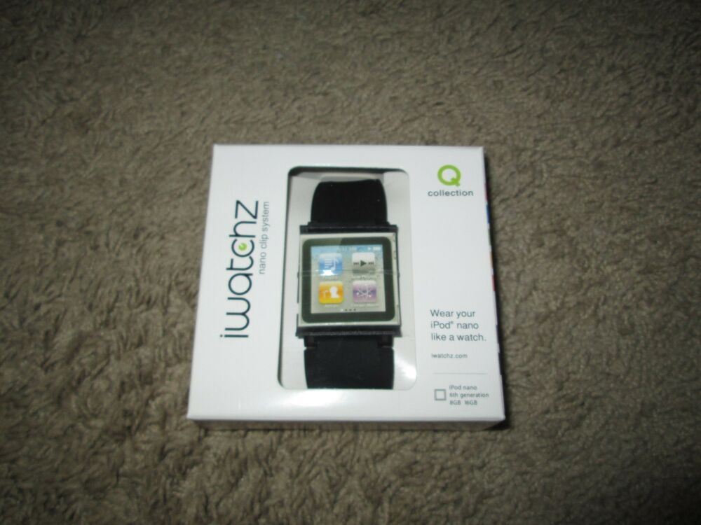 iWatchz - Q Collection - for iPod nano 6th generation ...