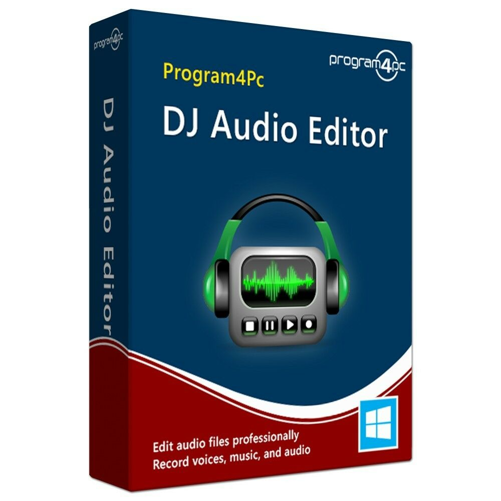 Audio editor edit manipulate cut trim record audio files ebay