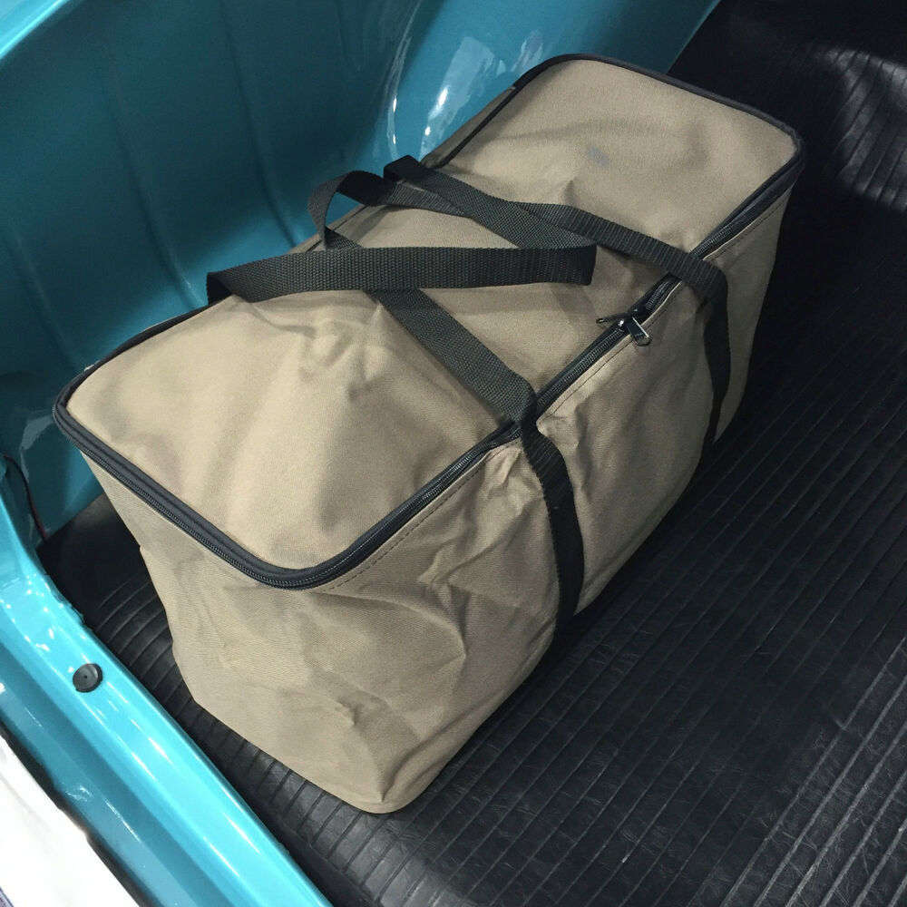 Car Cover Storage Bags : California car cover deluxe tan tote duffel bag for
