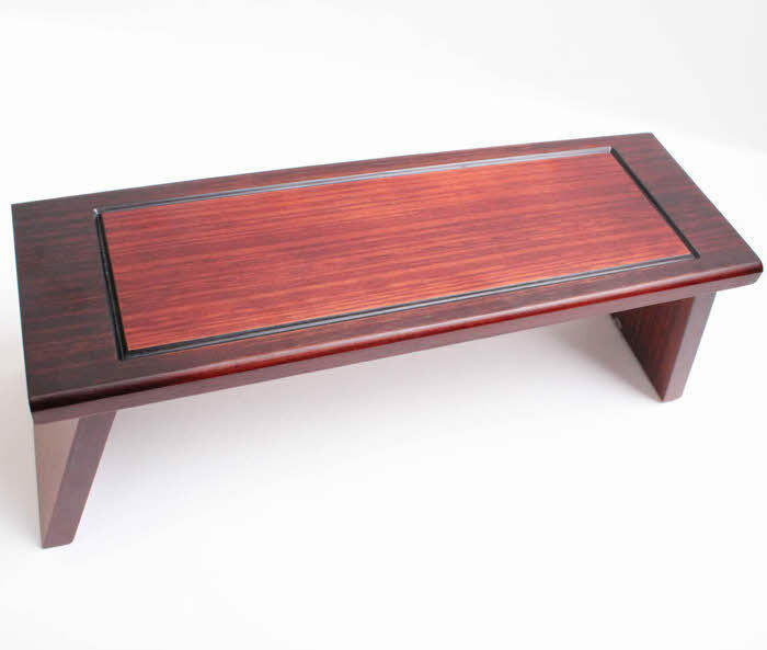 Prayer Bench Meditation Bench Prayer Chair Wood Ebay