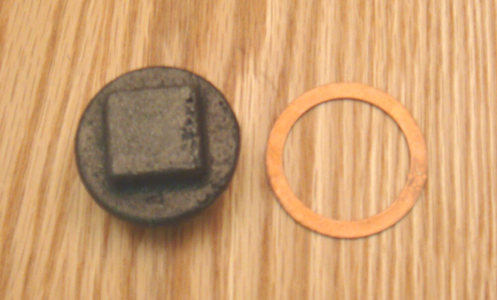 New Chevy Truck >> 1955 1956 1957 58-64 CHEVROLET DIFFERENTIAL OIL FILL PLUG new with copper gasket   eBay