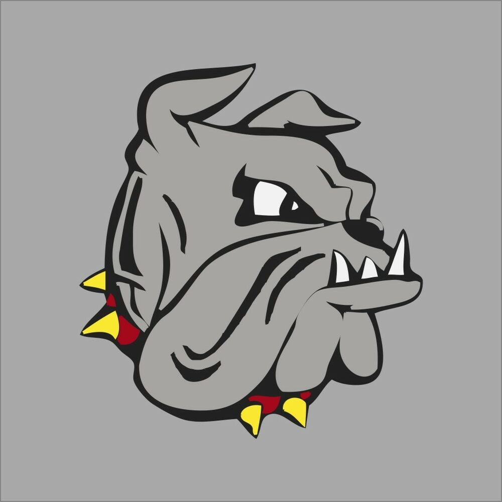 Umd Bulldogs College Vinyl Decal Sticker Car Window Wall