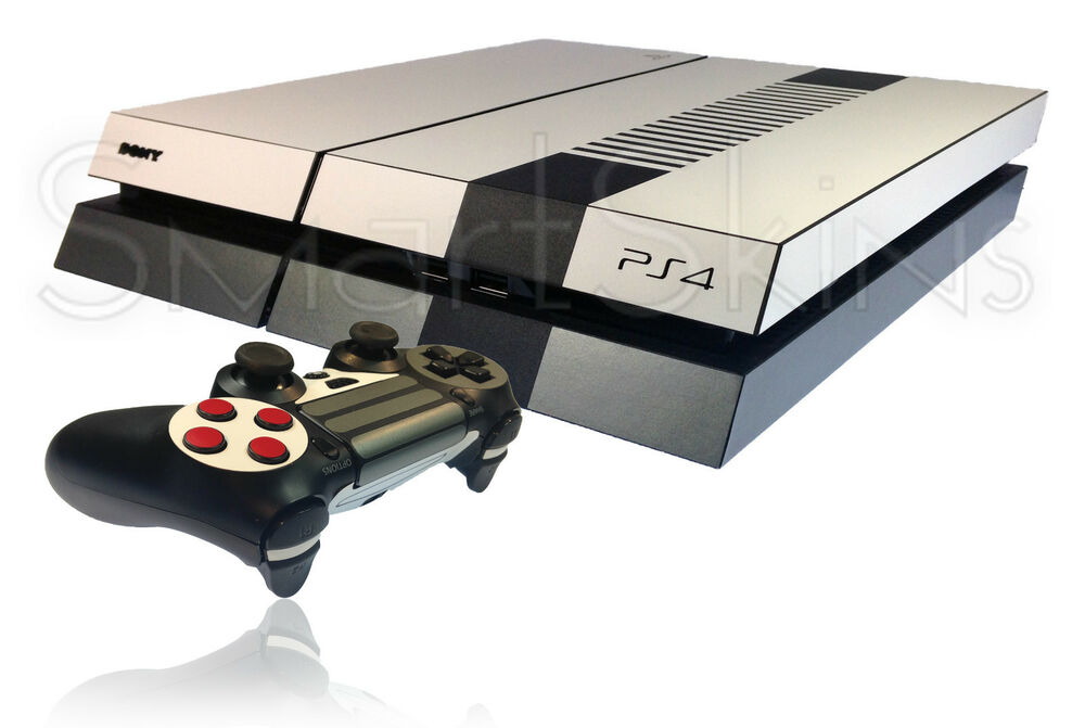 ZoomHit Ps4 Playstation 4 Console Skin Decal Sticker Sport