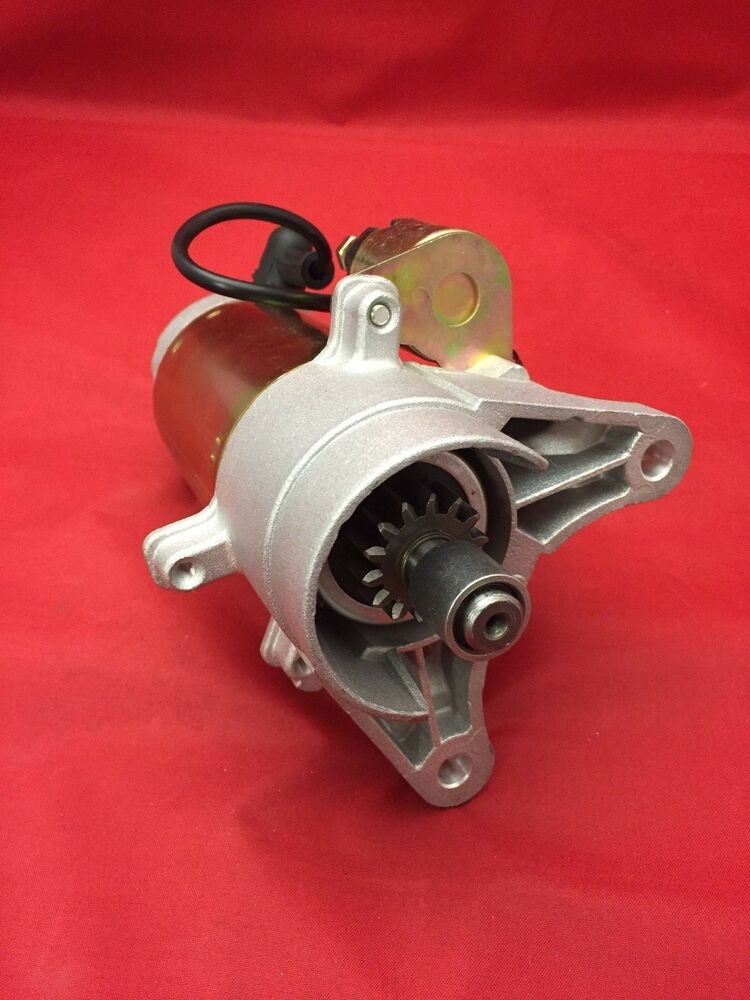 Riding Lawn Mower Starters : New starter for riding lawn mower tractor fits honda