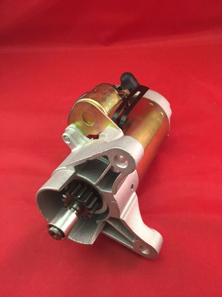 Riding Lawn Mower Starter : New starter for riding lawn mower tractor honda
