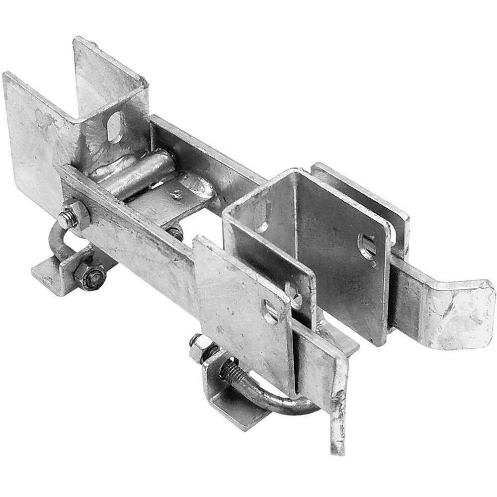 Chain Link Strong Arm Double Gate Latch For 1 3 8 Quot Gate