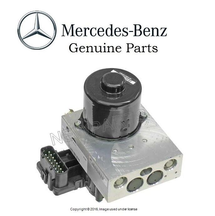 New mercedes w163 ml320 ml430 brake pressure regulator for Mercedes benz ml500 parts