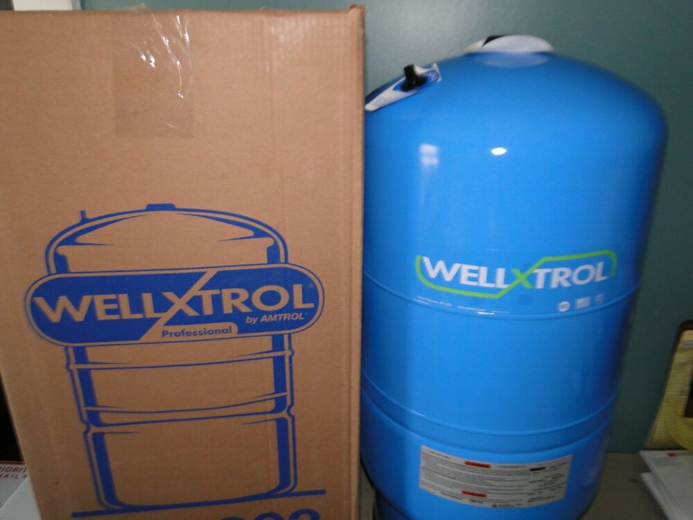 Wx 202 Amtrol 20 Gal Well X Trol Free Standing Water Well