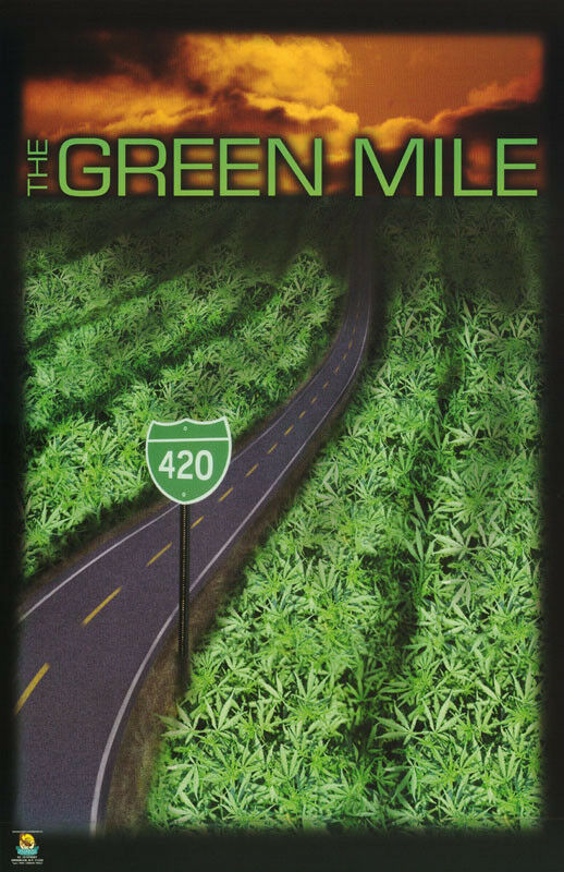 green mile themes I guess sometimes the past just catches up with you, whether you want it to or not  usually, death row was called the last mile we called ours the green mile.