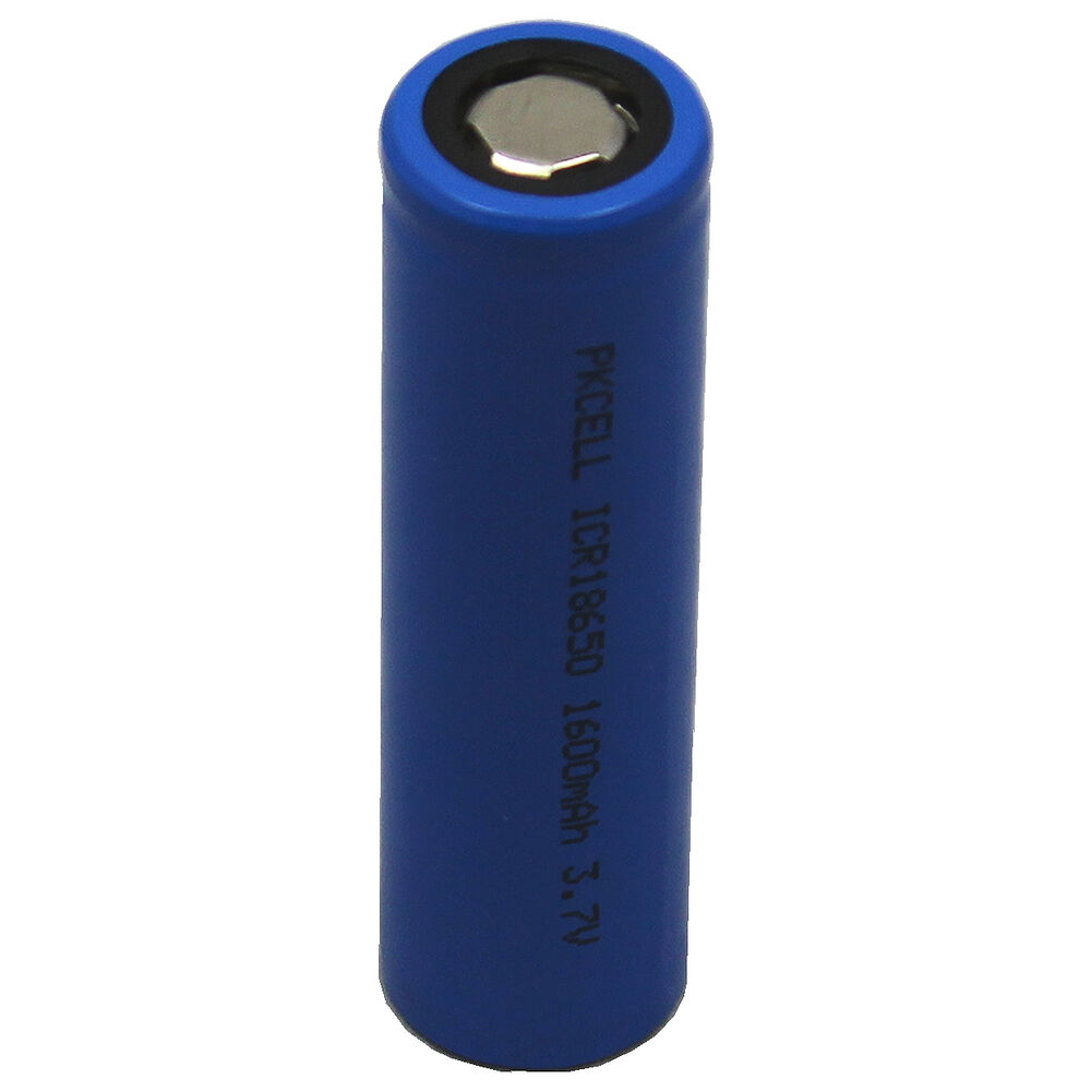1 PKCell ICR 18650 30 Amp Li-Ion RECHARGEABLE BATTERY ...