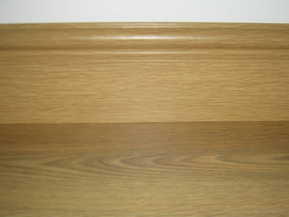 115mm Or 63mm Laminate Solid Wood Floor Skirting Board