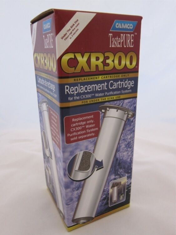 Camco Cxr300 Ceramic Water Filter Replacement Cartridge
