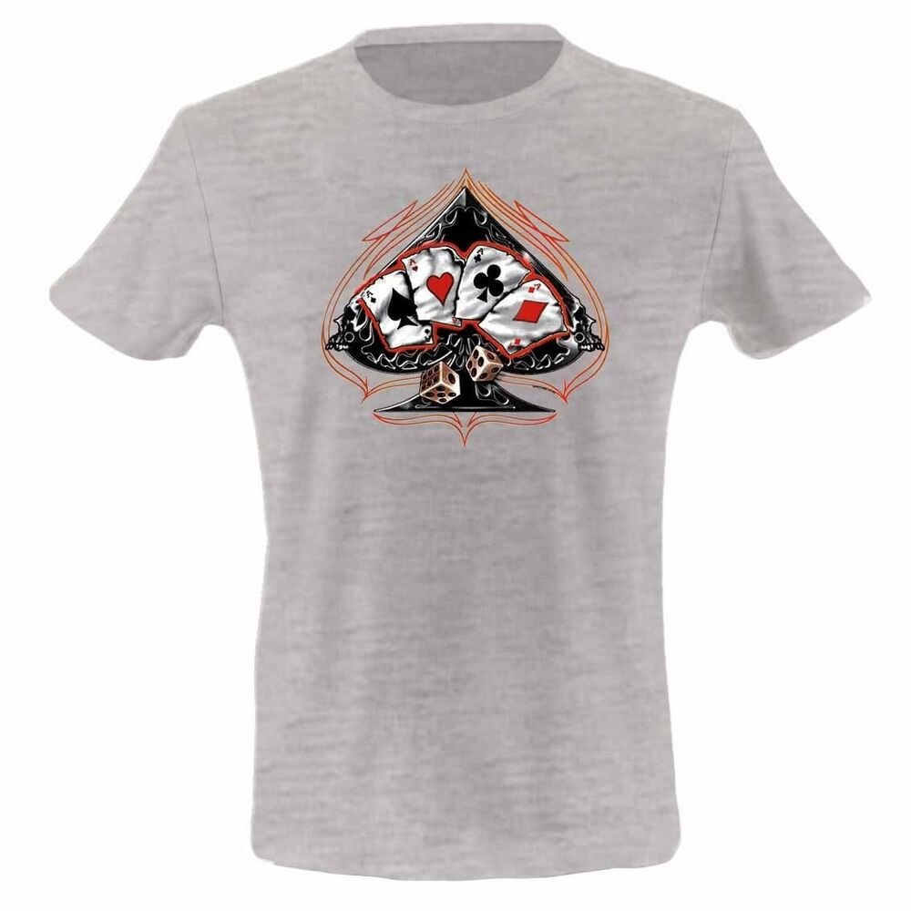 Funny poker t shirts uk
