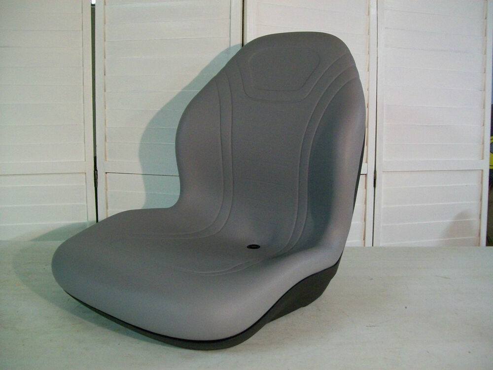 Gray Seat Fits Ford New Holland Tc Compact Tractors Tc25