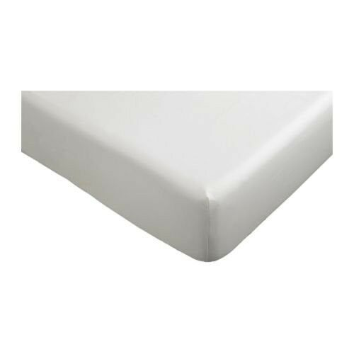 Extra Deep Pocket 18 Quot King Fitted White Sheet 100 Cotton