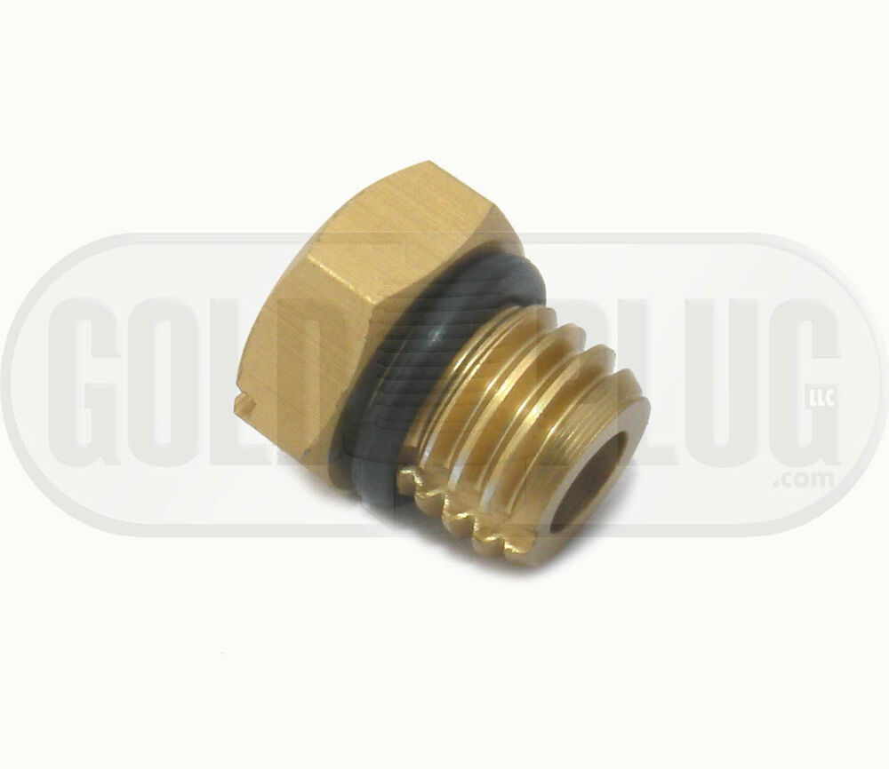 duramax diesel fuel filter bleeder screw aluminum