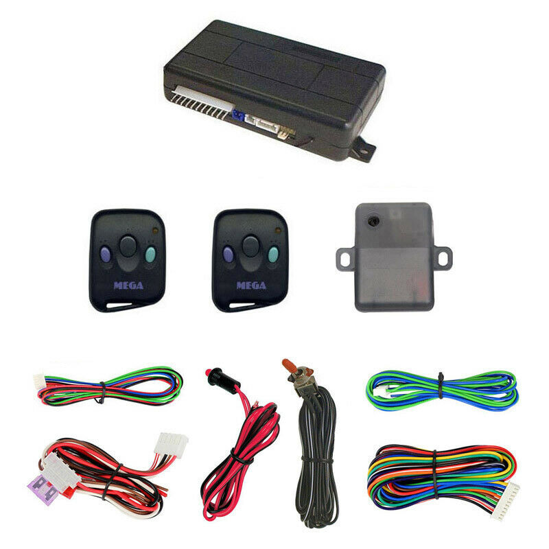 Vbb vehicle security system