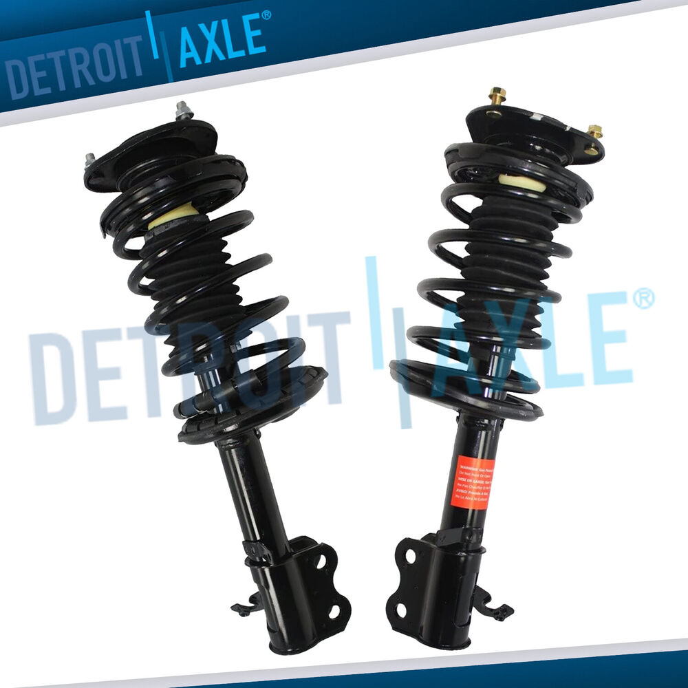 Geo Prizm 93 94 95 96 97 Front Left  U0026 Right Strut Spring