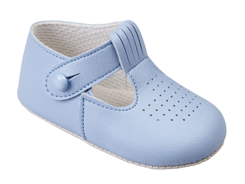 BABY SHOES BOYS BAYPODS PRAM SHOES
