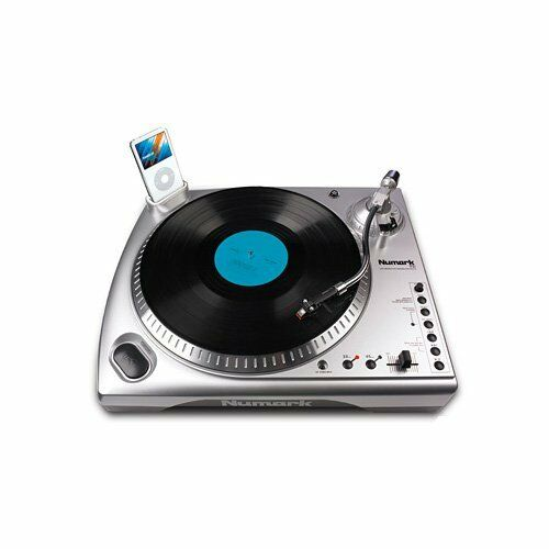 new numark tti usb phonograph record player turntable ipod dock preamp new ebay