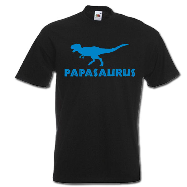 7ef963f8 Details about Papasaurus t-rex dinosaur papa dad daddy funny mens t-shirt  fathers day gift