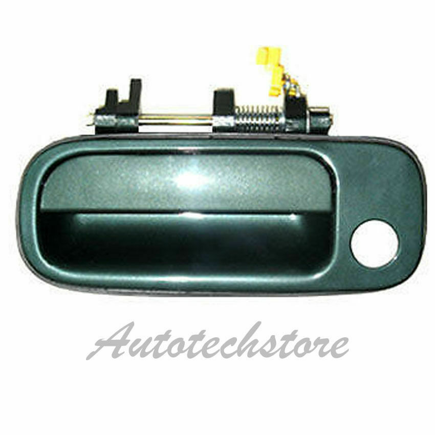 B396 92 93 94 95 96 Toyota Camry Outer Door Handle Green 6p2 Front Left Driver Ebay