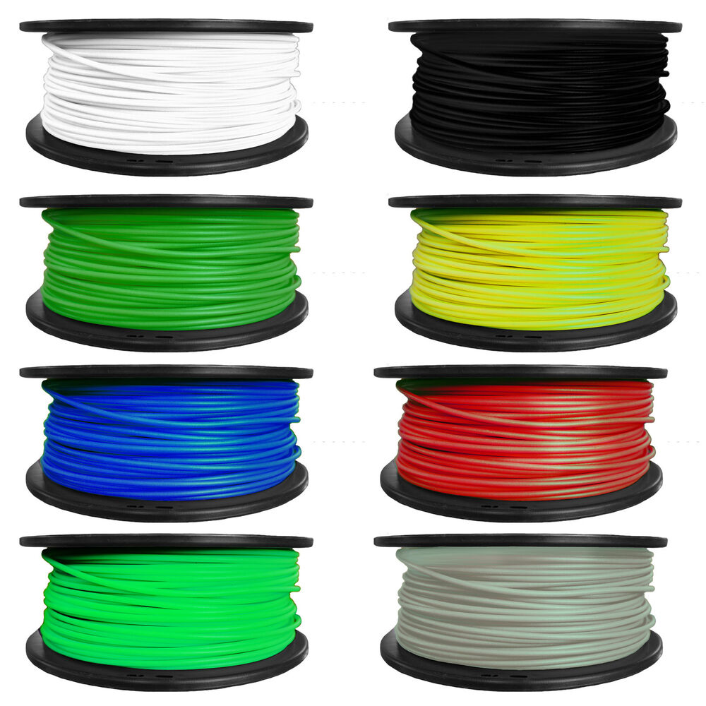 abs 3d drucker printer filament rolle 3mm makerbot reprap qualit t ebay. Black Bedroom Furniture Sets. Home Design Ideas
