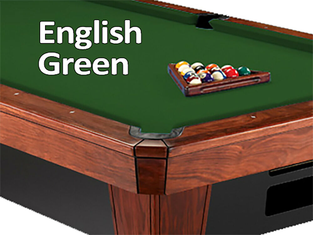 8 39 simonis 860 english green pool table cloth felt ebay - Pool table green felt ...