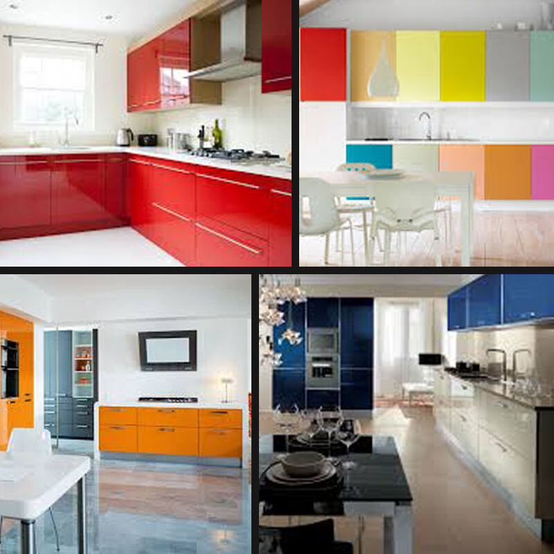 Kitchen Cabinet Covering Stickers