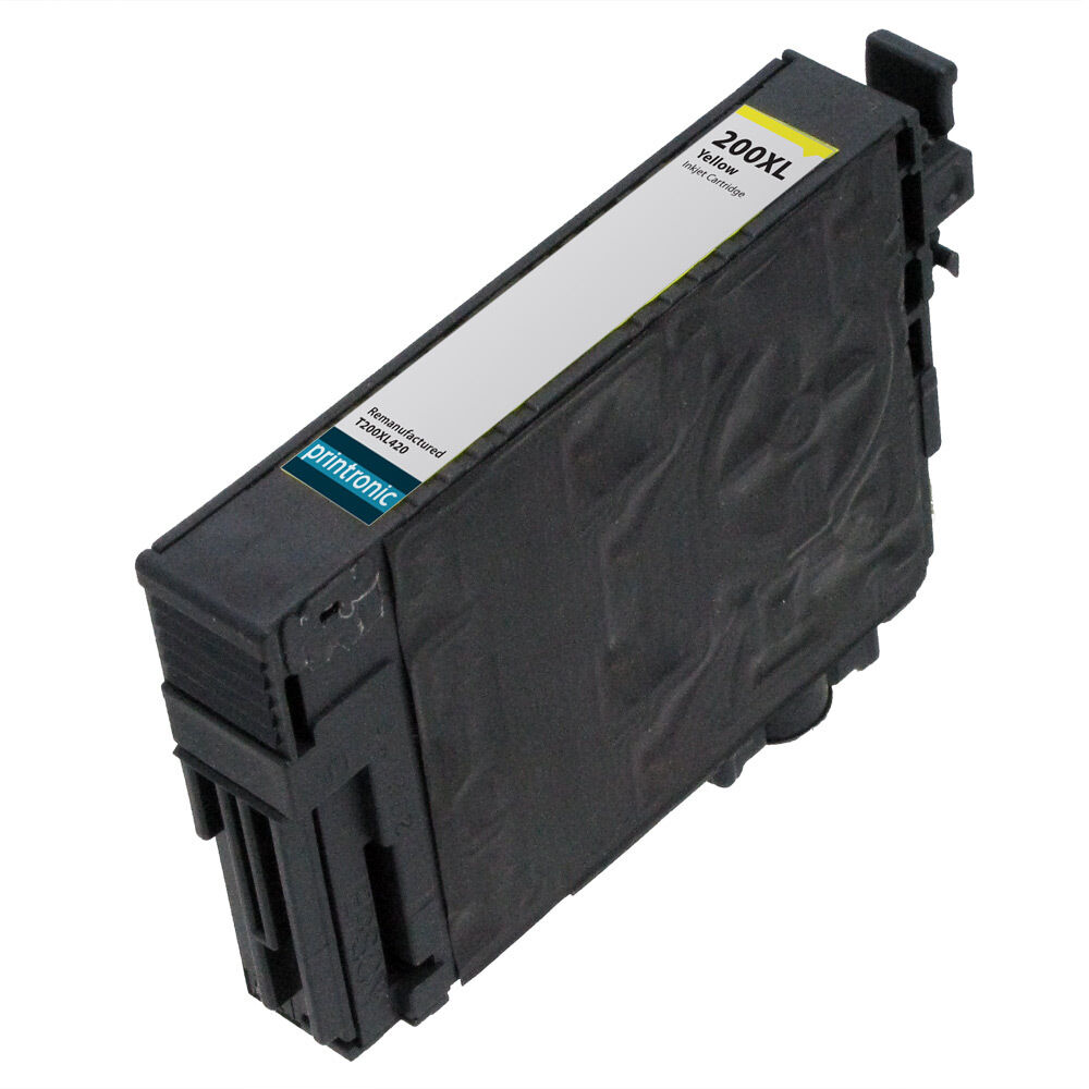 Yellow T200XL420 200xl Ink Cartridge for Epson WorkForce ...