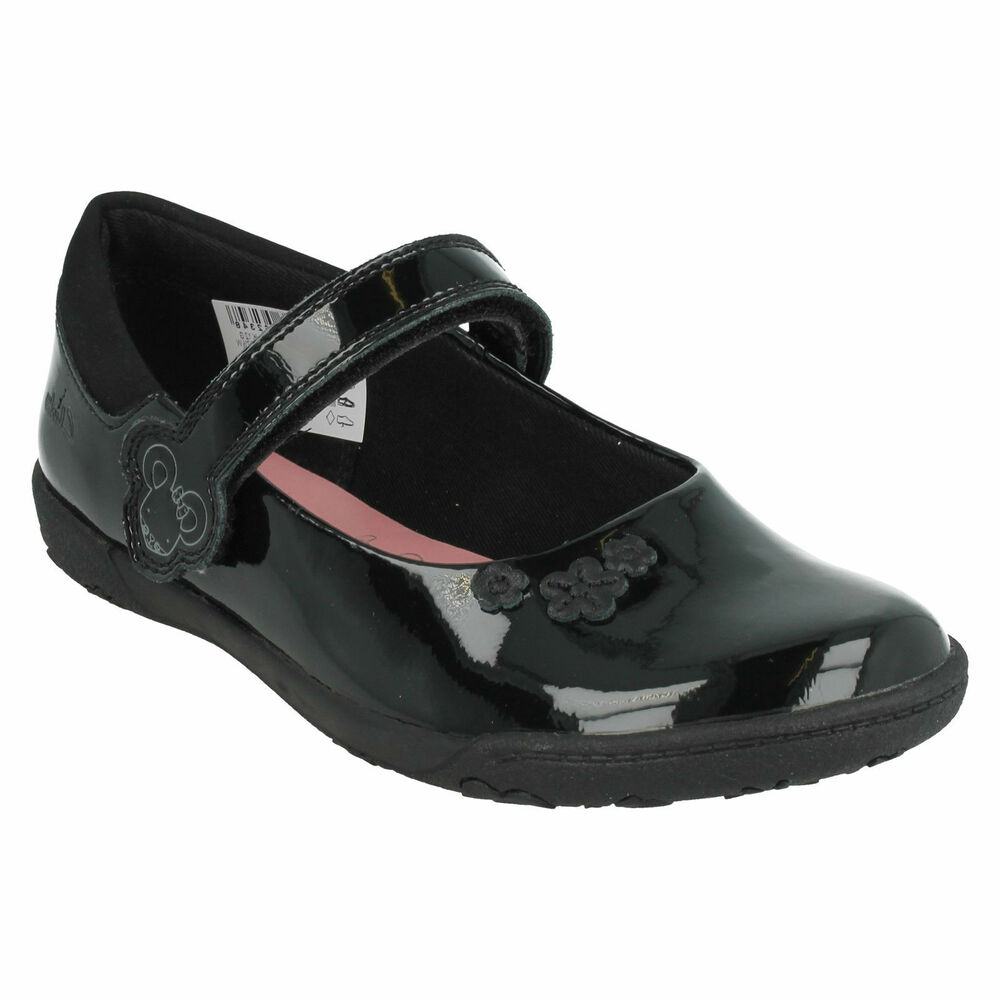 Clarks Mary Jane Shoes Girls