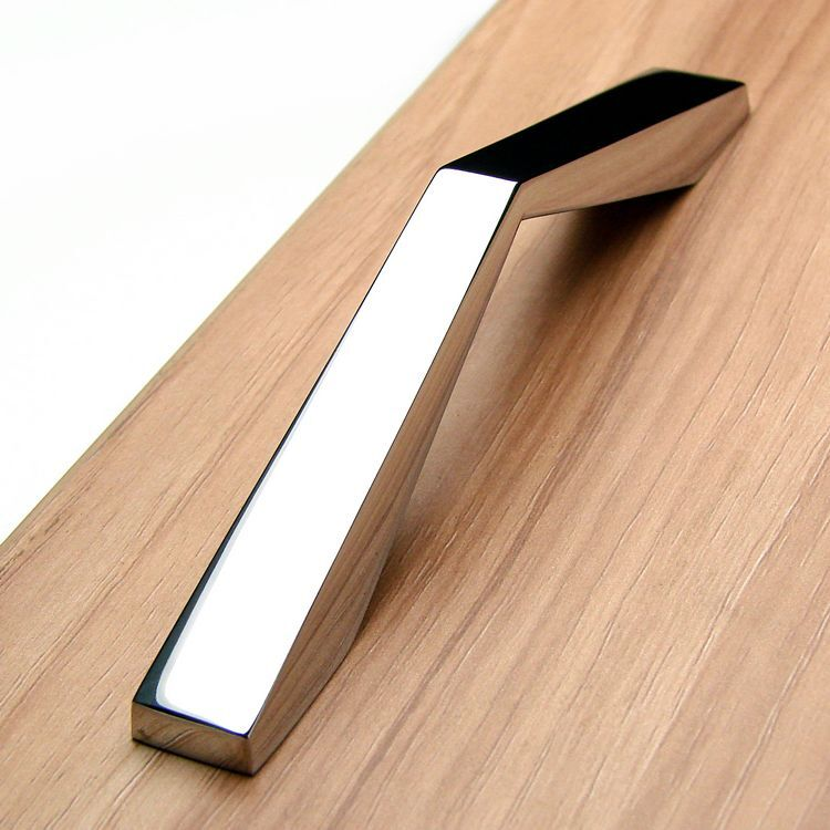 Modern Kitchen Cabinet Handles And Pulls: 2PCs VIBORG Modern Kitchen Cabinet Cupboard Door Drawer