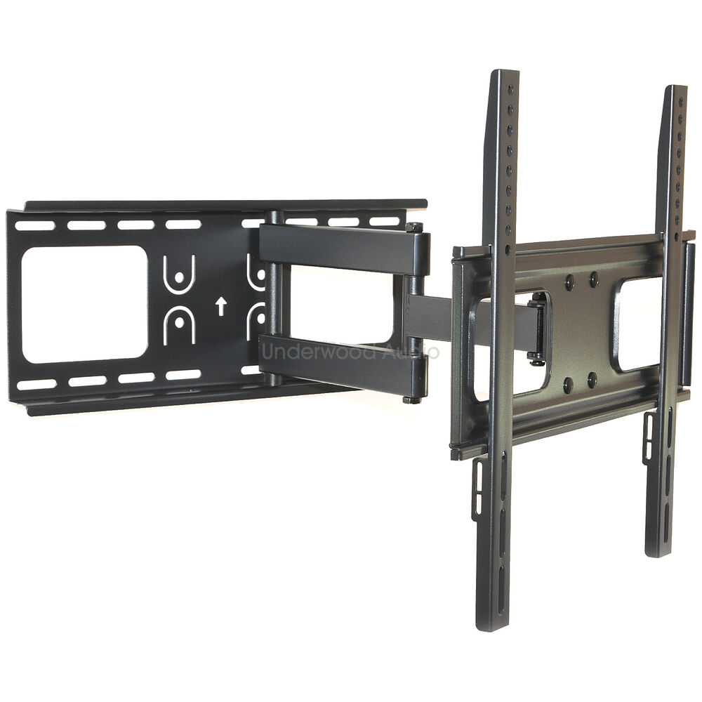 Slim Tilt Swivel Tv Wall Mount Bracket Most 39 40 42 48 49